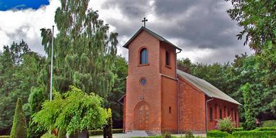 Find Lundeborg kirke