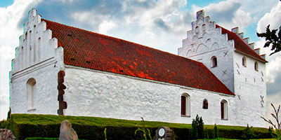 Find Oure  kirke