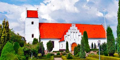 Find Vejstrup kirke
